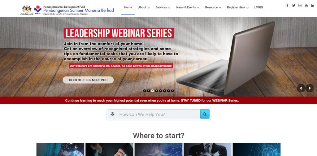 HRDF Webinar